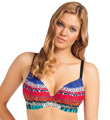 Freya Nambassa Underwire Plunge Bikini Swim Top AS3180