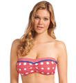 Freya Hello Sailor Underwire Bandeau Bikini Swim Top AS3464