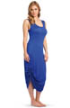 Freya Gigi Drawstring Jersey Maxi Dress AS3541