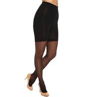 Donna Karan Hosiery Sheer Satin Ultimate Toner Hosiery 0B109