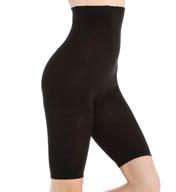 Donna Karan Hosiery New Basic High Waist Mid-Thigh Shaper w/ Rear Zone 0B191