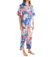 N by Natori Dreamscape Printed Pajama Set AC6126
