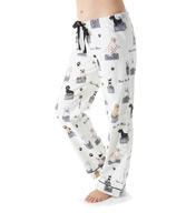 PJ Salvage Fantastic Flannel Dog Show Pant RZDOP