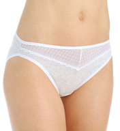 Vanity Fair Beautifully Smooth Cotton Bikini Panty 18128