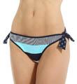 Tommy Bahama Bold Stripe Reversible Tie Side Swim Bottom TSW25705B