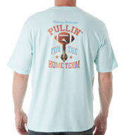 Tommy Bahama Pullin' For The Home Team Cotton Jersey Tee TR214831